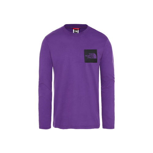 Fine Tee LS Hero Purple T937FTN5N