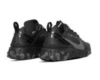 Nike React Element 55  Premium Black Dark Grey Anthracite  CI3835 002