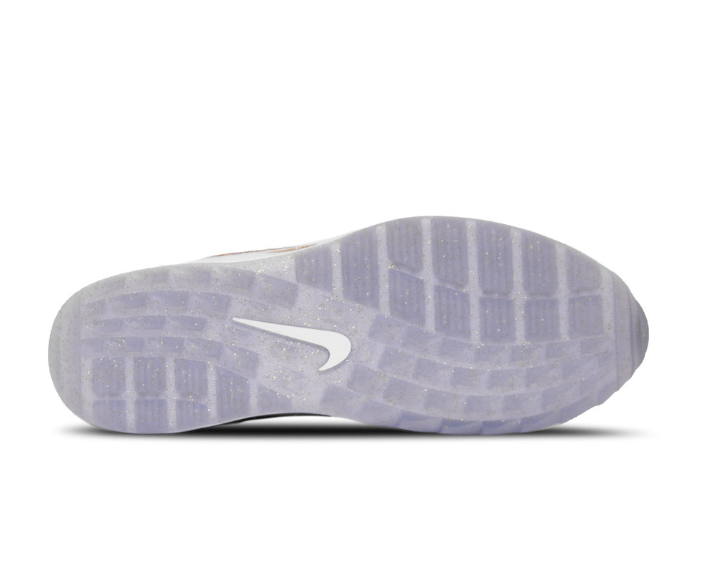 Nike Air Max 1 x Swarovski Summit White Metallic Gold White BV0658 111