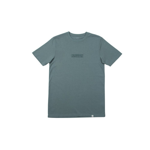 Box Logo Tee Sky Mint HFD042