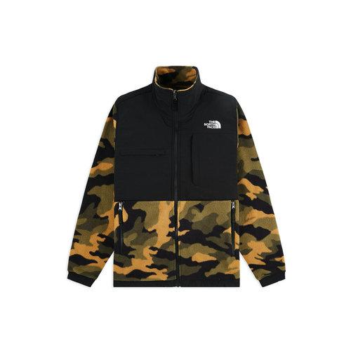 Denali Jacket 2  Burnt Olive Green Woods Camo NF0A3XAUFQ9