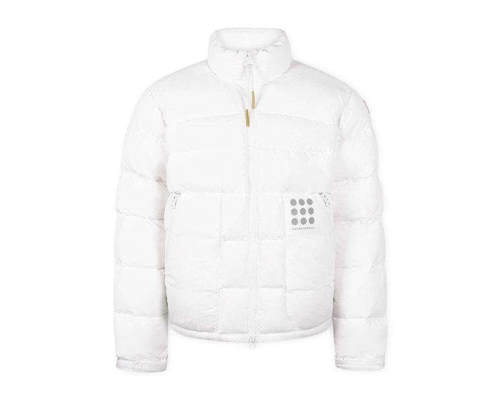 The New Originals Cloud Nine Dots Jacket White W20