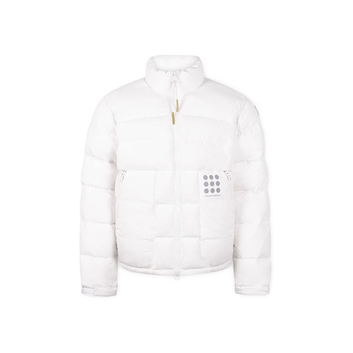Cloud Nine Dots Jacket White W20