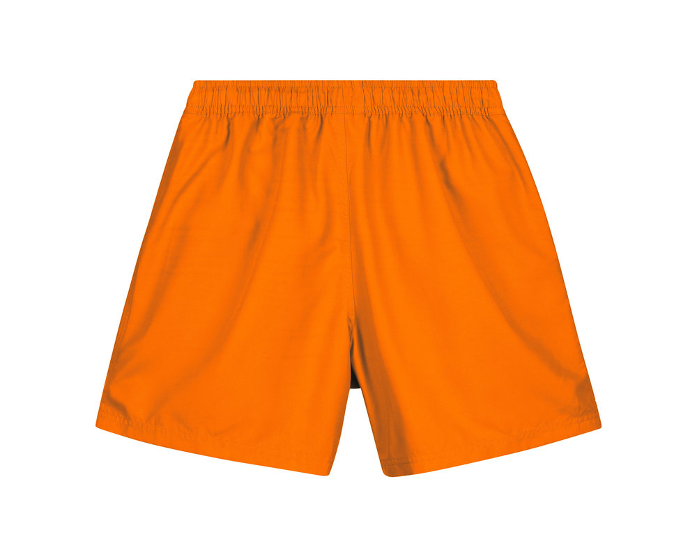 Daily Paper Magic Swimshort Flame  Orange  20E1SS02 01