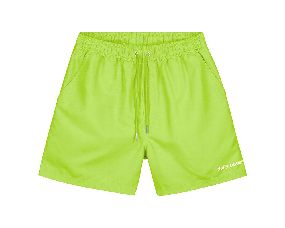 Daily Paper Magic Swimshort Sharp  Green  20E1SS03 01