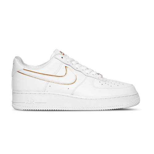 Air Force 1 '07  Essential Metallic Gold  AO2132 102