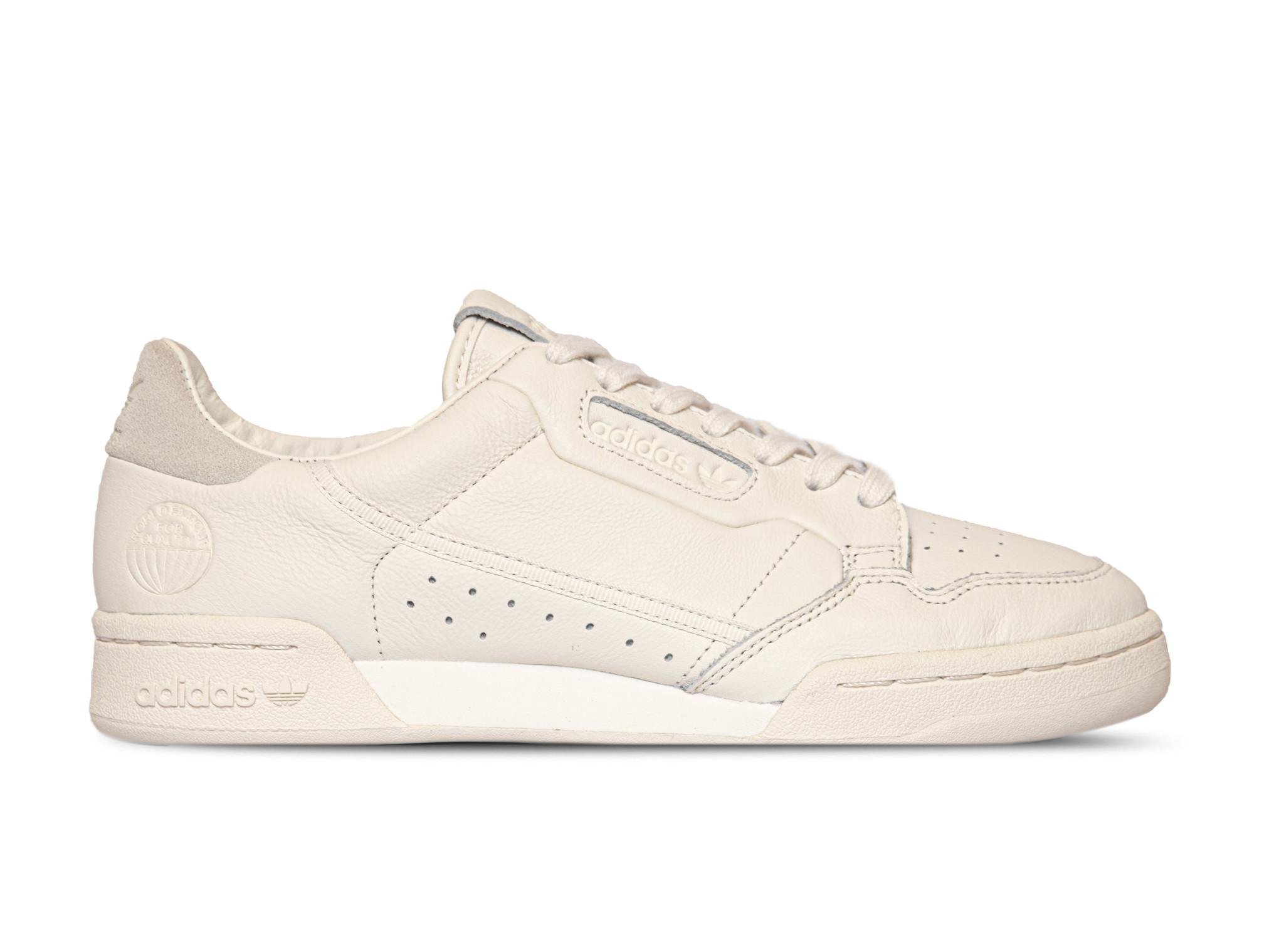 Adidas Continental 80 Off White EG6719 Bruut Sneakers
