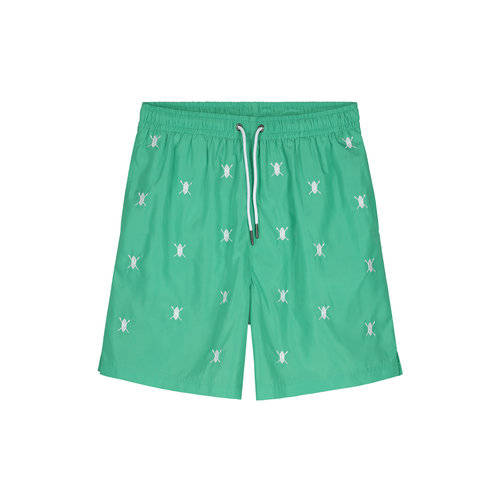 Shield Logo Swimshort Ming Green 20E1SS01 03