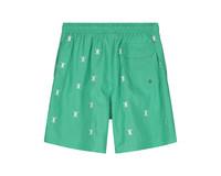 Daily Paper Shield Logo Swimshort Ming Green 20E1SS01 03