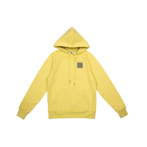 Hacana Hoodie Canary Yellow 20S1HD04 01