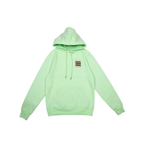 Hapat Hoodie Patina Green 20S1HD06 01