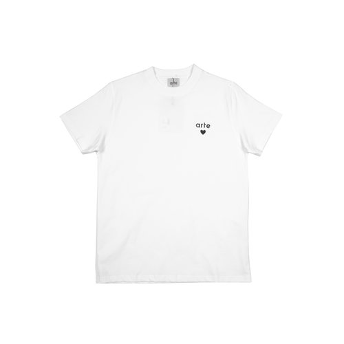 Thomas Heart  White SS20 025T
