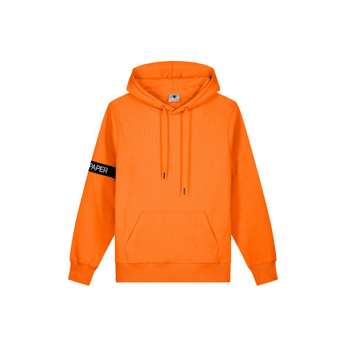 Captain Hoodie  Flame Orange  20E1HD03 02