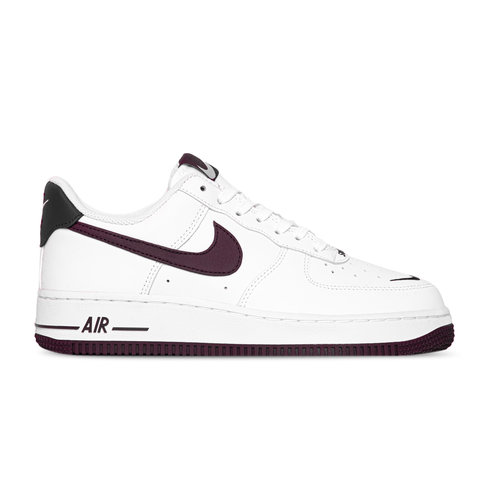 Air Force 1 '07 LV8 White Night Maroon Obsidian CJ8731 100