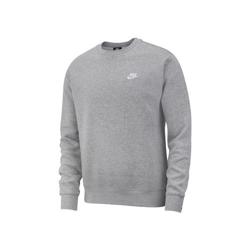 NSW Club Crewneck   Grey Heather White BV2662 063
