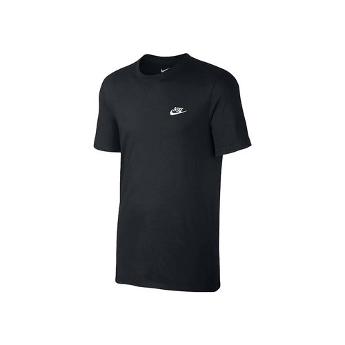 NSW Club Tee Black White AR4997 013