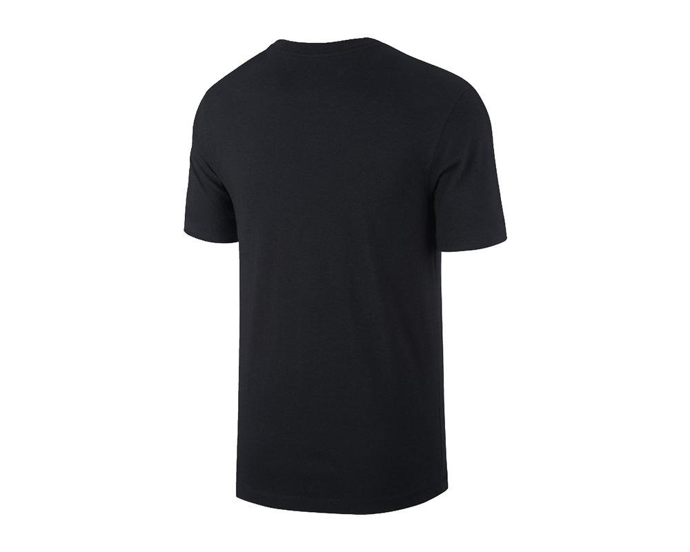 Nike NSW Club Tee Black White AR4997 013