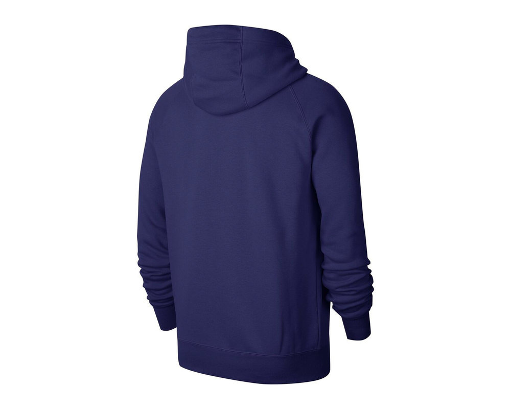 Nike NSW Swoosh Hoodie Deep Royal Blue White CJ4861 455