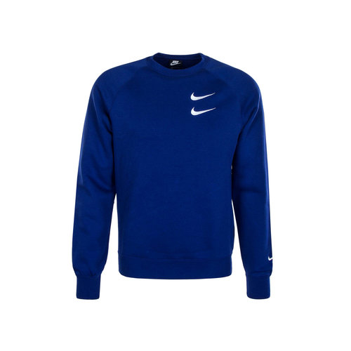 NSW Swoosh Crew Deep Royal Blue CJ4865 455