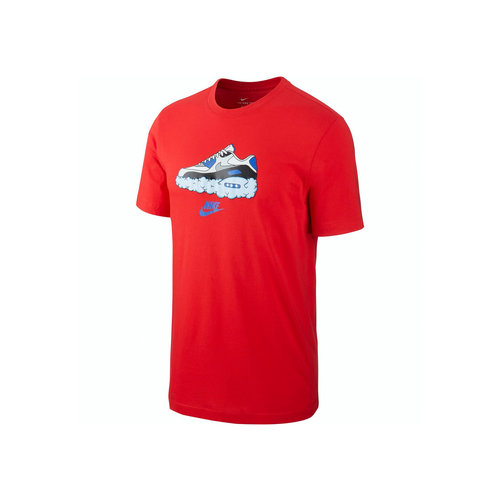 Sportswear Air Max 90 Tee University Red CV0071 657