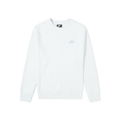 NSW Club Crewneck Aura Obsidian White BV2662 471