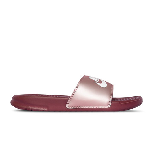 Benassi JDI Particle Rose Metallic Silver 343881 501