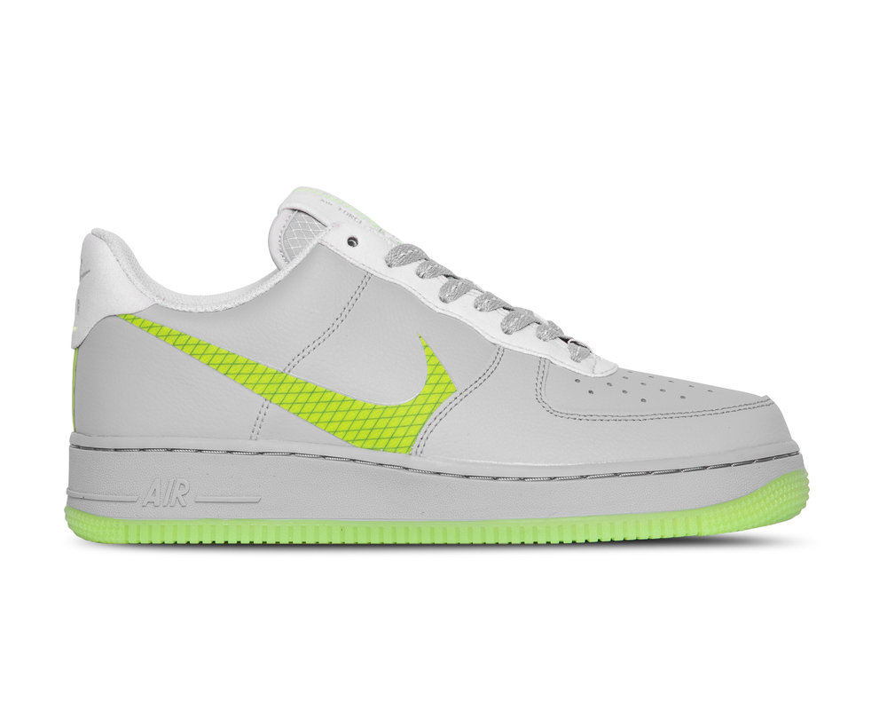 Nike Air Force 1 '07 Wolf Grey Ghost Green Photon CD0888 002