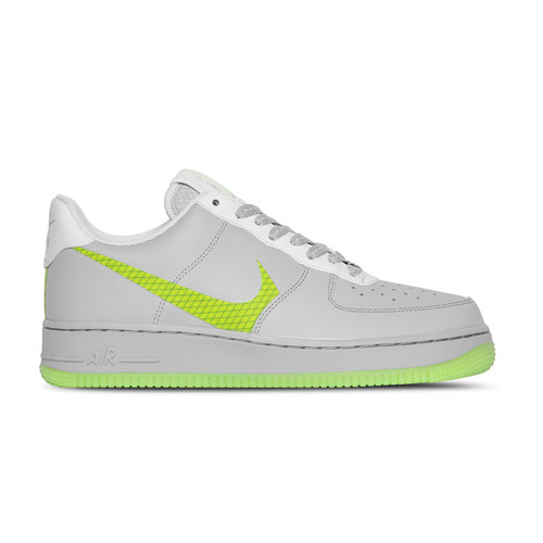Air Force 1 '07 Wolf Grey Ghost Green Photon CD0888 002