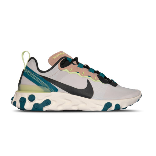 React Element 55  Fosil Stone DK Smoke Grey BQ2728 202