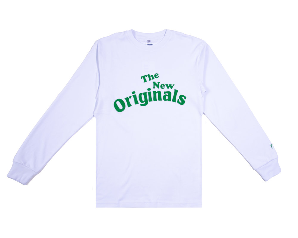 The New Originals Gym Logo Longsleeve TNO 10