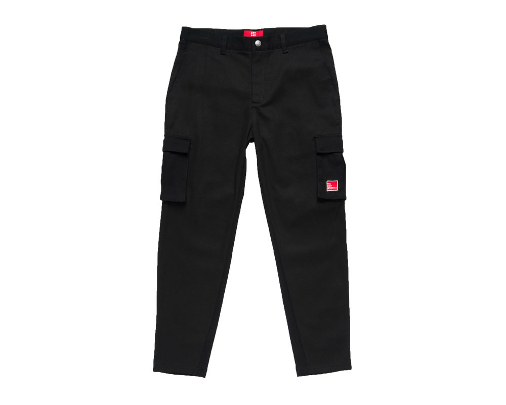 The New Originals Midfield Trouser Black TNO 13