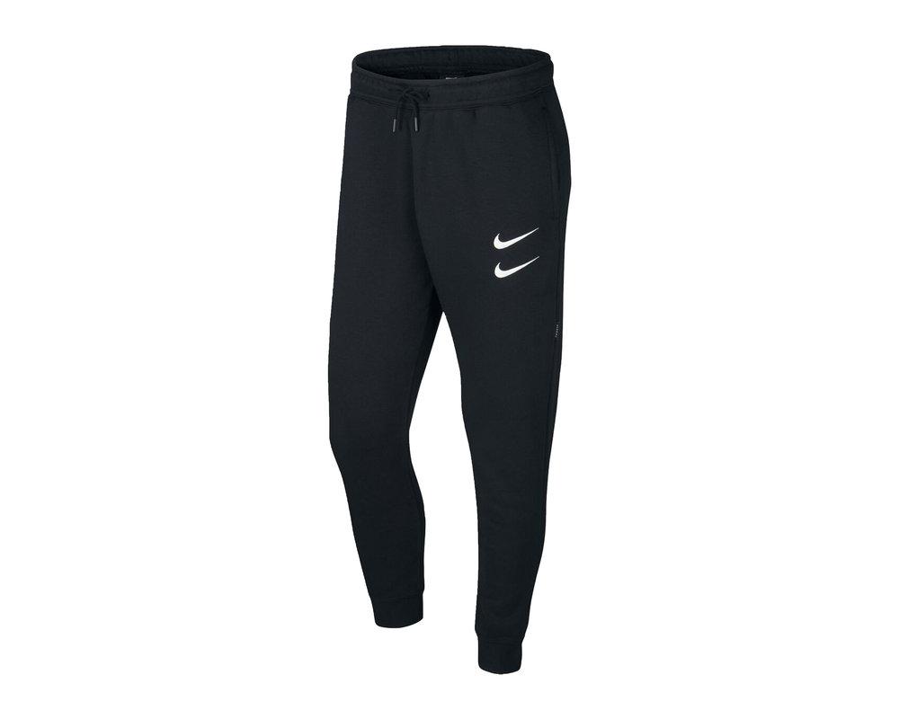Nike NSW Swoosh Pant Black White CJ4869 010