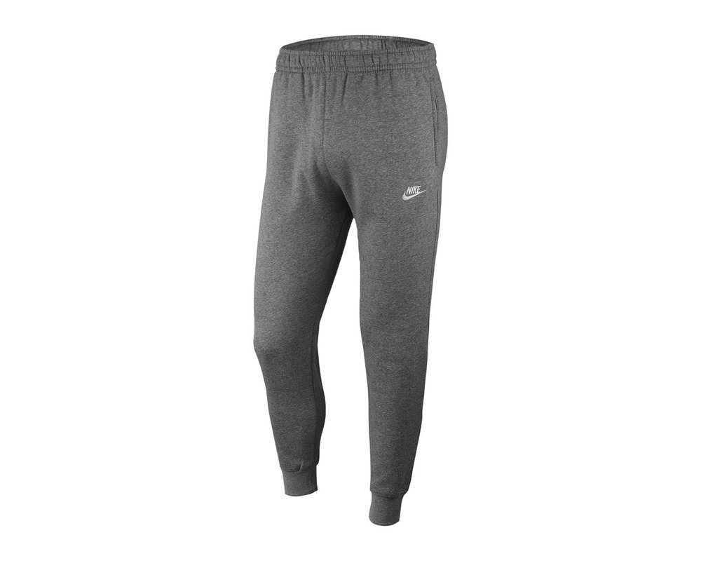 Nike NSW Club Jogger Charcoal Heather White BV2671 071