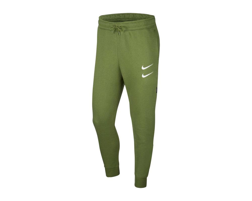 Nike NSW Swoosh Pant Treeline White CJ4869 326