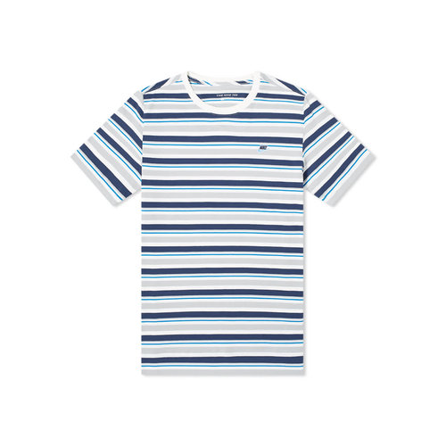 NSW Tee Stripe White CK2702 100