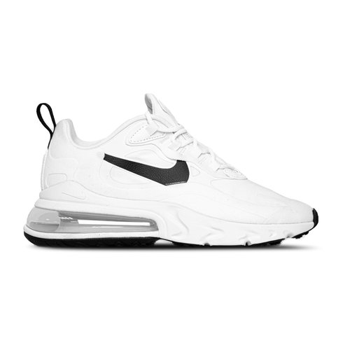 Air Max 270 React  White Black Metallic Silver  CI3899 101