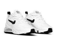 Nike Air Max 270 React  White Black Metallic Silver  CI3899 101