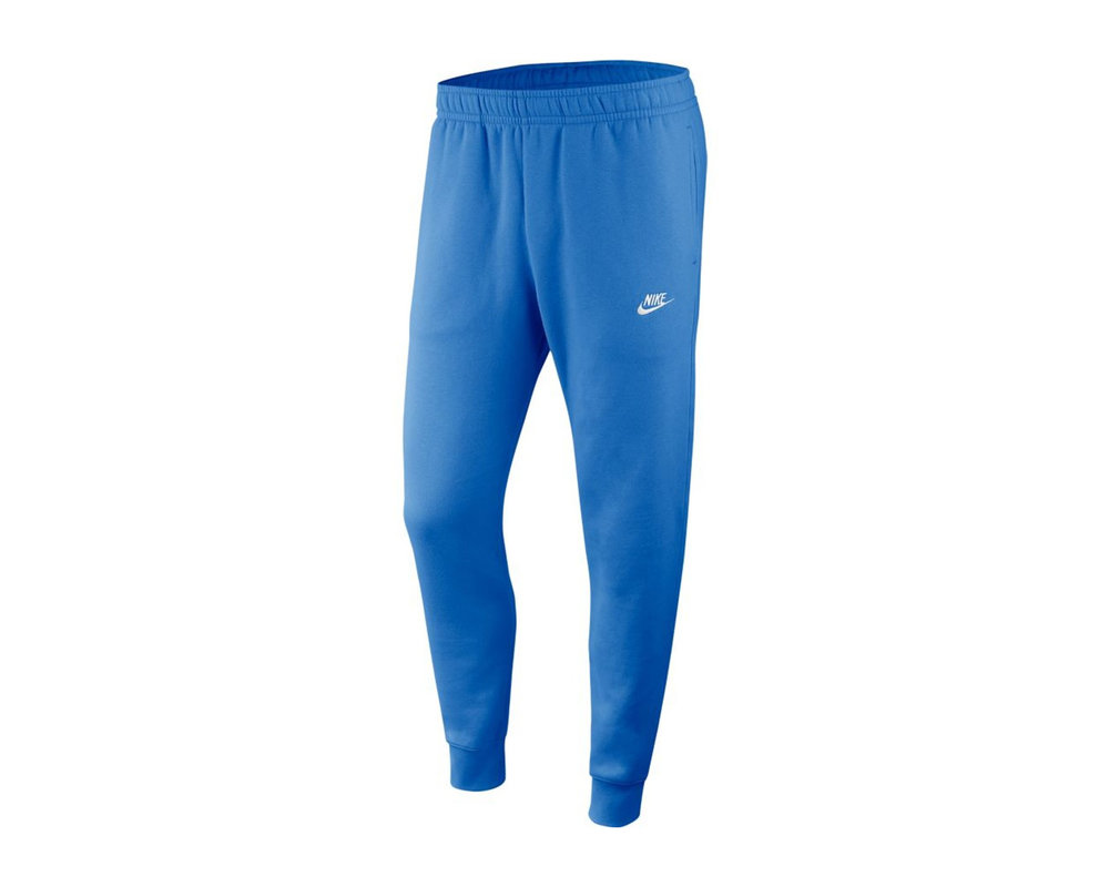 Nike NSW Club Jogger Pacific Blue Pacific Blue White   BV2671 402