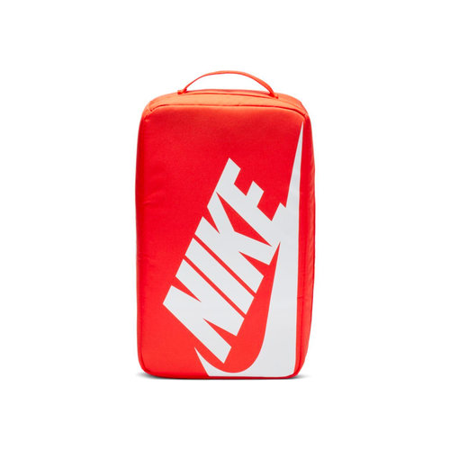 Nike Shoe Box Bag Orange White BA6149 810