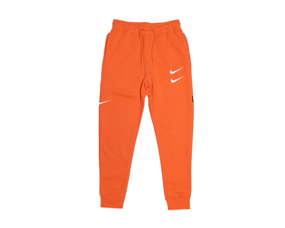 Nike NSW Swoosh Pant Team Orange White CJ4869 891