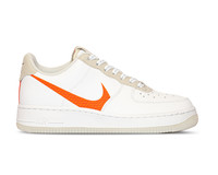 Nike Air Force 1 '07 LV8 3 White Total Orange Summit White Black CD0888 100