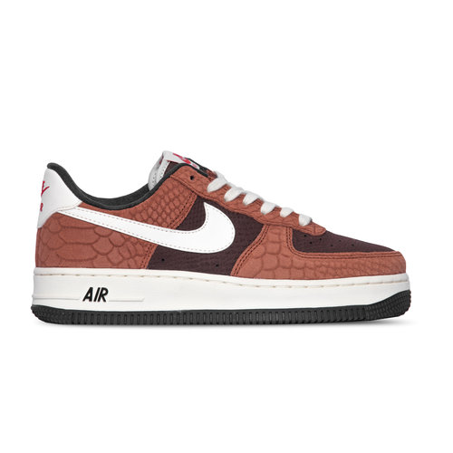Air Force 1 Premium Red Bark Sail Earth University Red CV5567 200