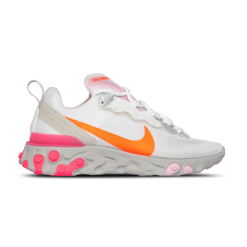 React Element 55 White Hyper Crimson Digital Pink CV3035 100