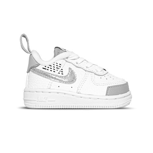 Force 1 LV8 2  White Wolf Grey black  CK0830 100