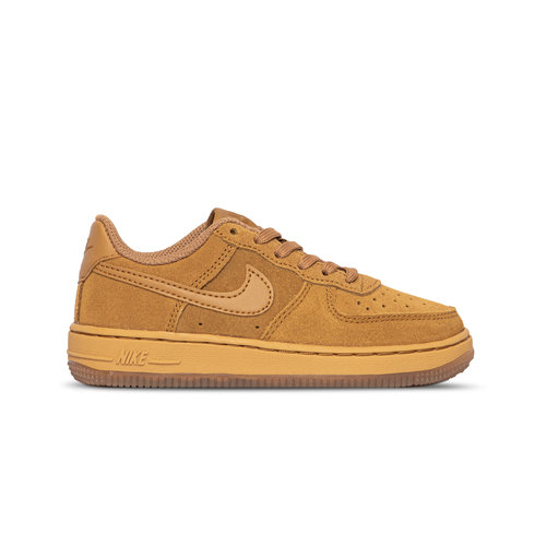 Force 1 LV8 3  Wheat Gum Light Brown  BQ5486 700