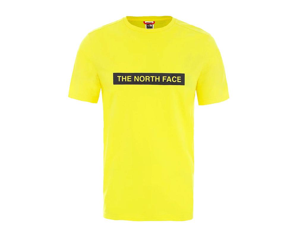The North Face Light Tee TNF Lemon NF0A3S3ODW91