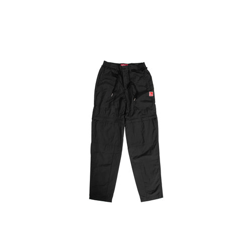 Parachute Nylon Trousers Black TNO17