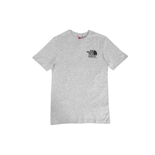 Graphic Tee Light Grey Heather NF0A493MDYX1