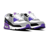 Nike Air Max 90 Particle Grey Hyper Grape CD0881 104