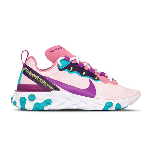 React Element 55 Magic Flamingo Vivid Purple Eggplant BQ2728 603
